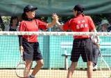 ソフトテニス女子